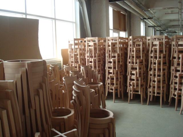 Оборудование для производства материалов из натурального дерева