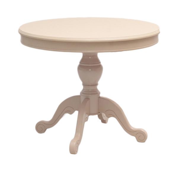 Круглый стол из массива  классики